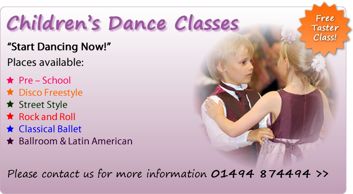 Recruiting for Children's Classes now